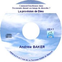 La provision de Dieu - Andrew Baker