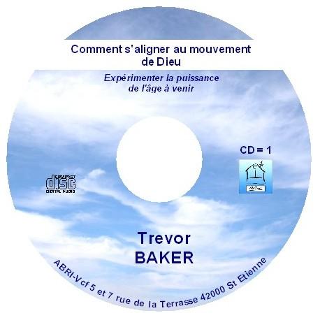 Comment s'aligner au mouvement de Dieu - Trevor Baker