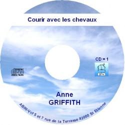 Courir avec les chevaux - Anne Griffith