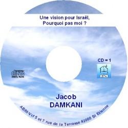 Une vision pour Israël - Jacob Damkani