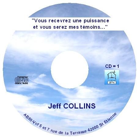 Vous recevrez une puissance - Jeff Collins